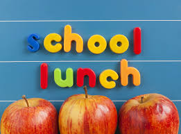 Lunch and Breakfast Menu for September