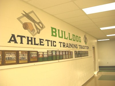 CAPT Athletic Building.