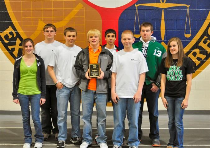 Chemistry TEAM Competitors - David Scott Advisor.