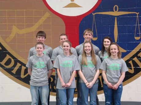 TEAMS Math and Engineering Competitors.