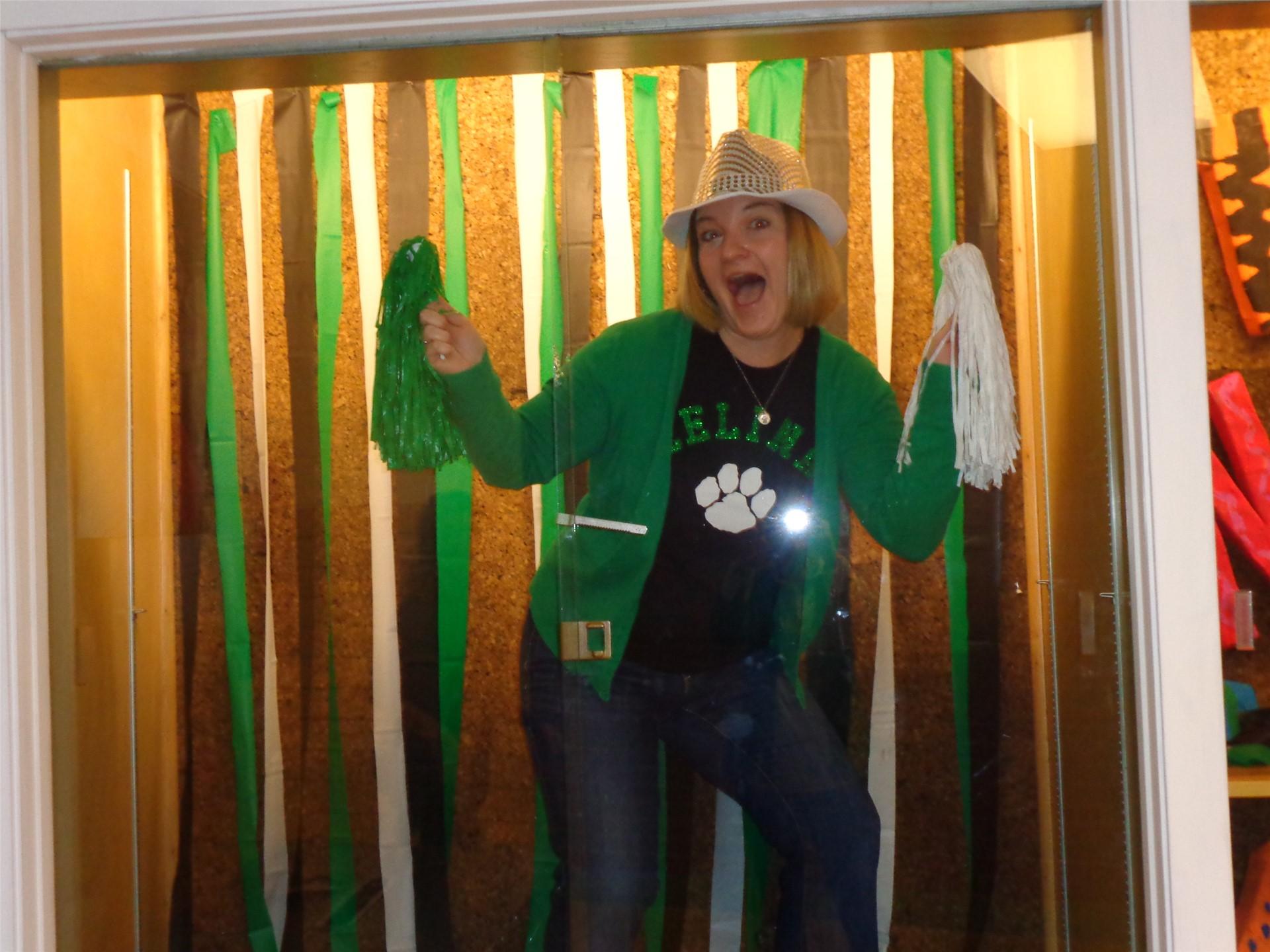 Fun Friday at Celina Elementary!