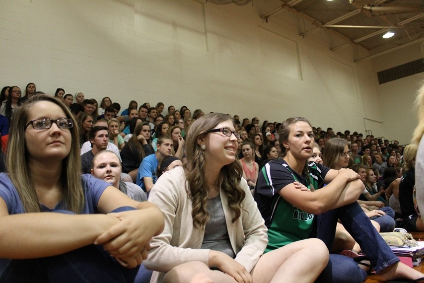 Prom Assembly for CHS - April 2016