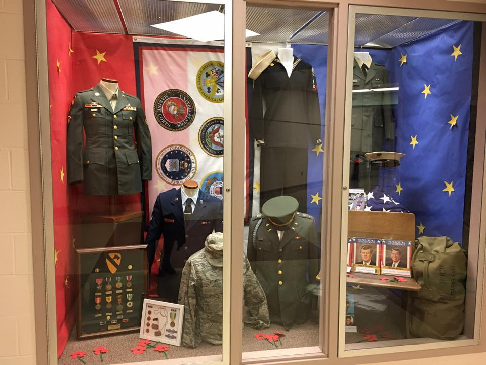 CIS Showcase at Veteran's Day