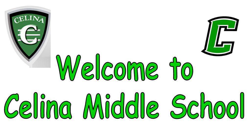 Celina Middle School Logo