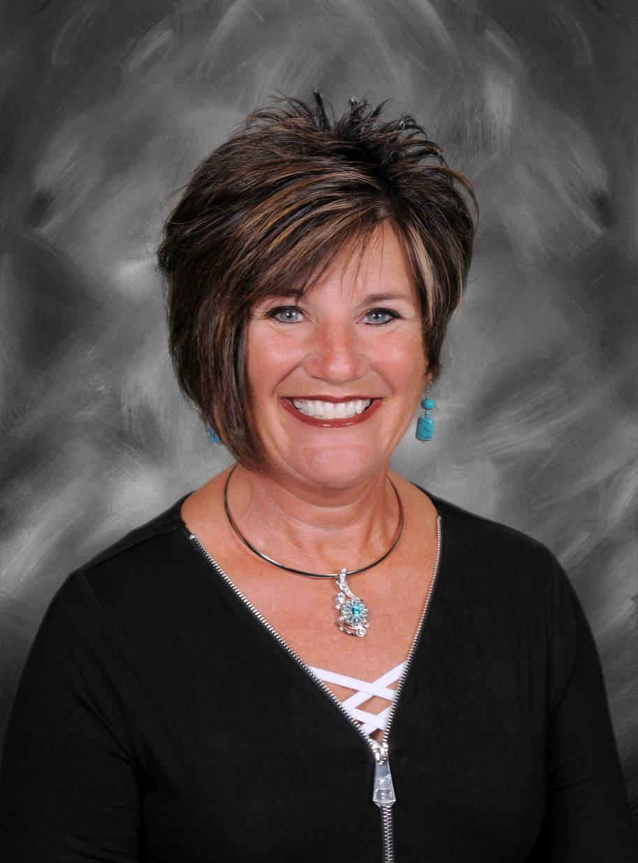 Tami LaRue, Guidance Secretary.