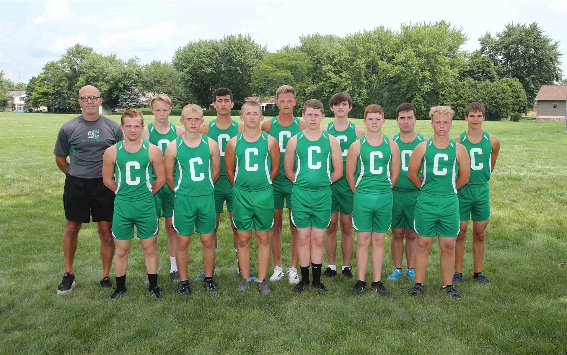 2018 Boys Cross-Country
