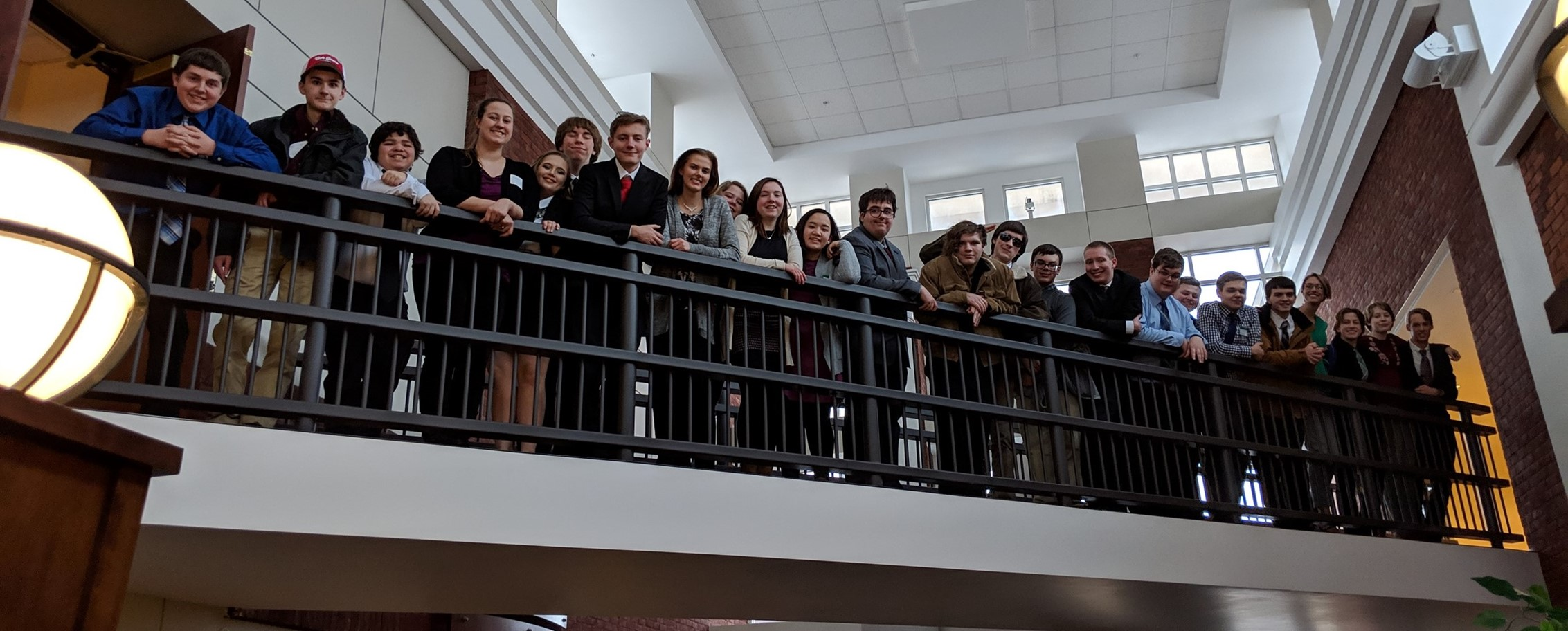 CHS Mock Trial Team.