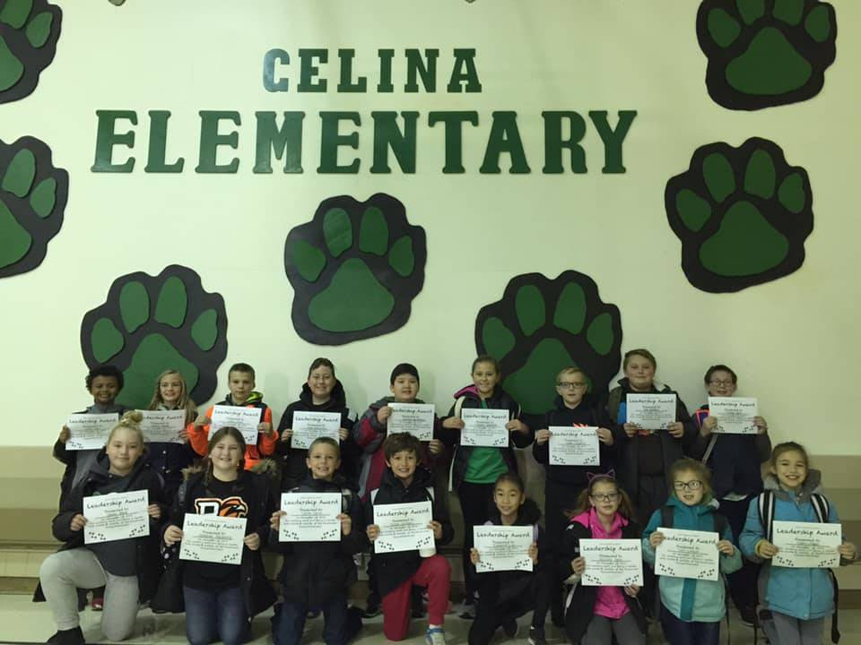 November 2019's Leaders of the Month!