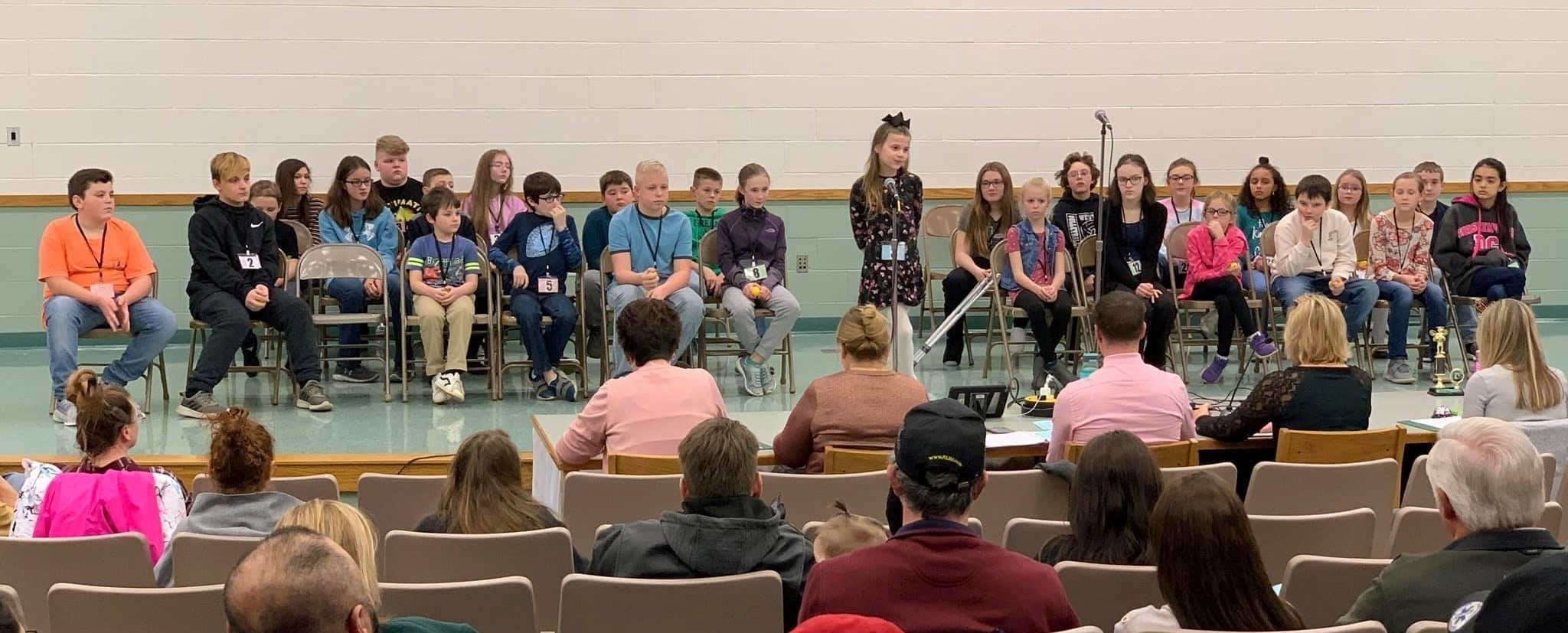 2020 District Spelling Bee