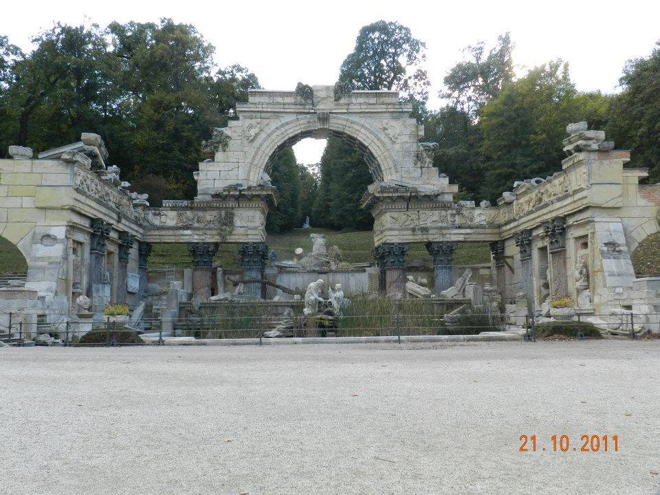 Palace grounds