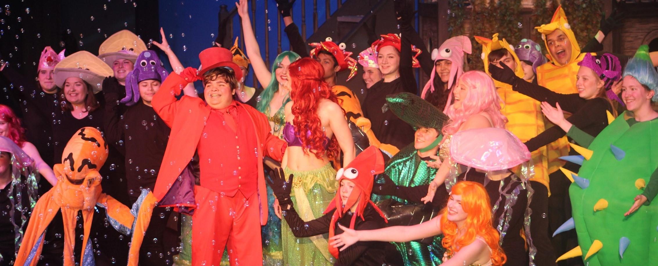 CHS Spring Musical - Disney's The Little Mermaid