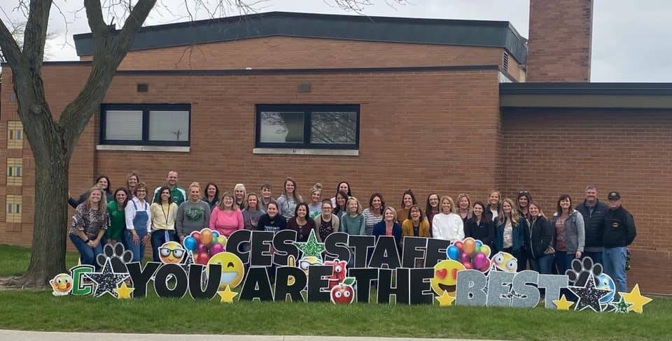 CES Staff - You Are The Best!