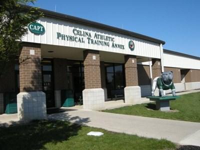 CAPT Athletic Training Building.