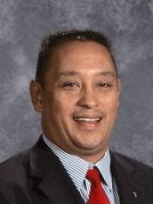 Principal Phil Metz