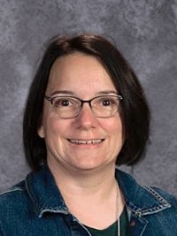 Carrie Gladhill's school picture